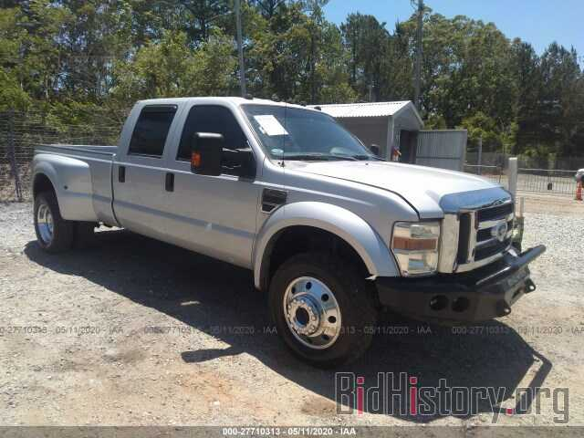 Photo 1FTXW43R08EC06268 - FORD F450 2008