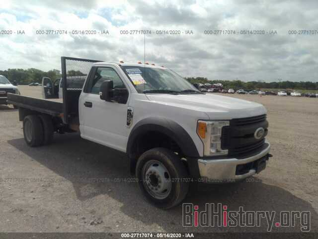 Photo 1FDUF4GY5HEC16987 - FORD F450 2017