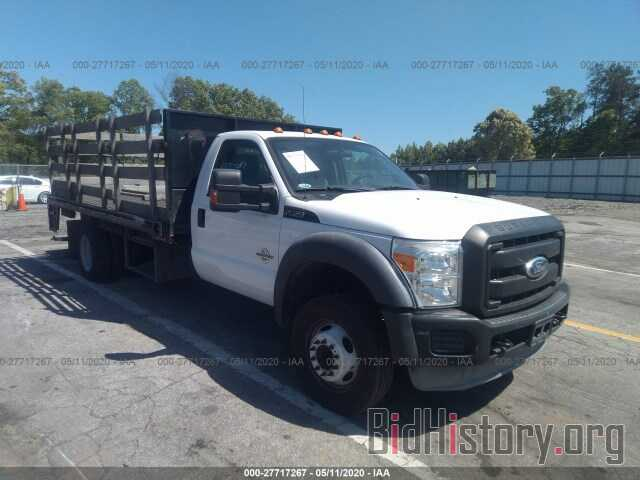 Photo 1FDUF4GT3BEC21116 - FORD F450 2011