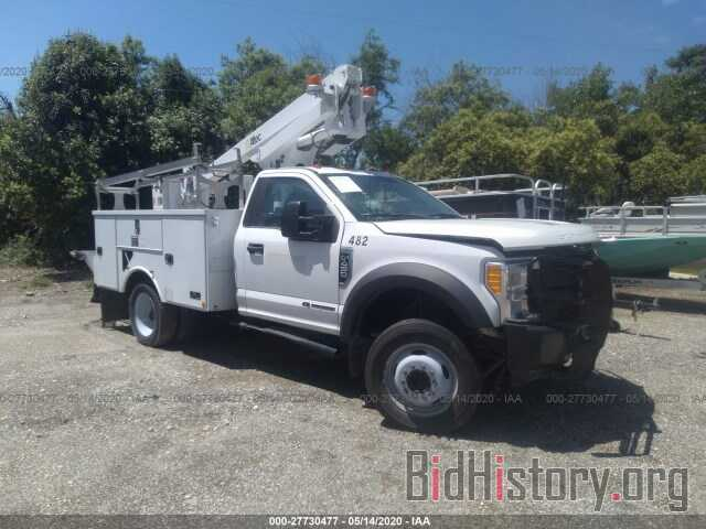 Photo 1FDUF4GT9HEE87846 - FORD F450 2017
