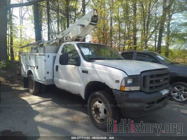Photo 1FDXF46S93EA64392 - FORD F450 2003