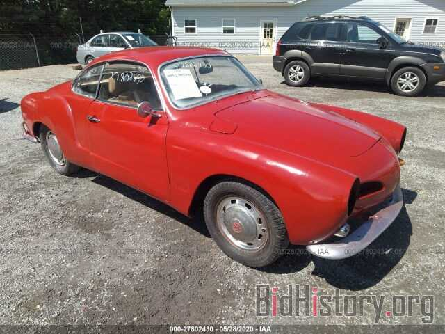 Photo 149139549 - VOLKSWAGEN KARMANN GHIA 1969