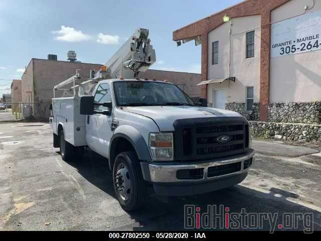 Photo 1FDXF46R48EC79859 - FORD F450 2008