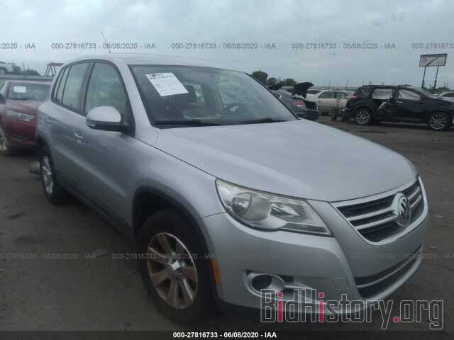 Photo WVGAV75N39W522596 - VOLKSWAGEN TIGUAN 2009