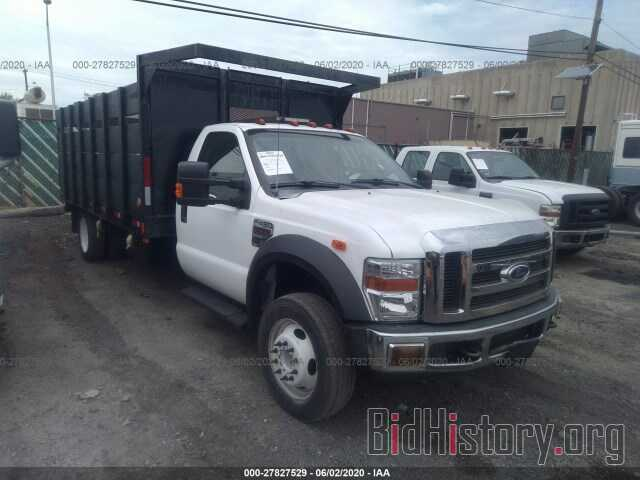 Photo 1FDXF46R38ED04900 - FORD F450 2008