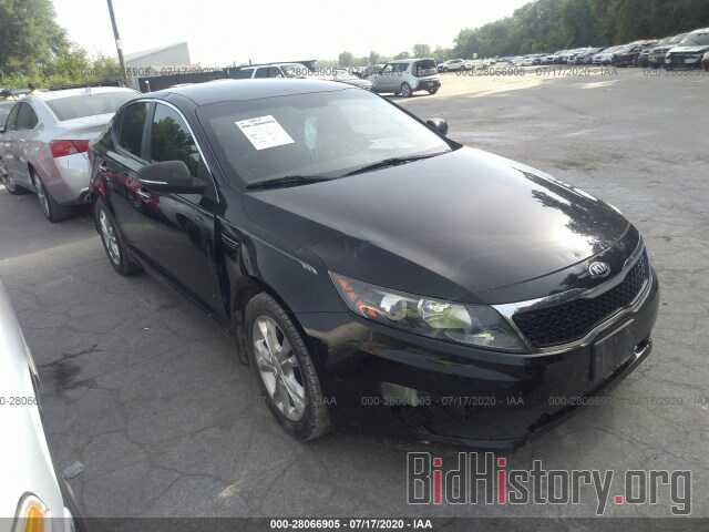 Photo 5XXGN4A72DG177608 - KIA OPTIMA 2013