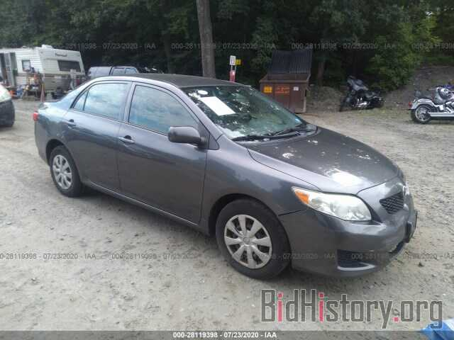 Photo JTDBL40E79J022507 - TOYOTA COROLLA 2009