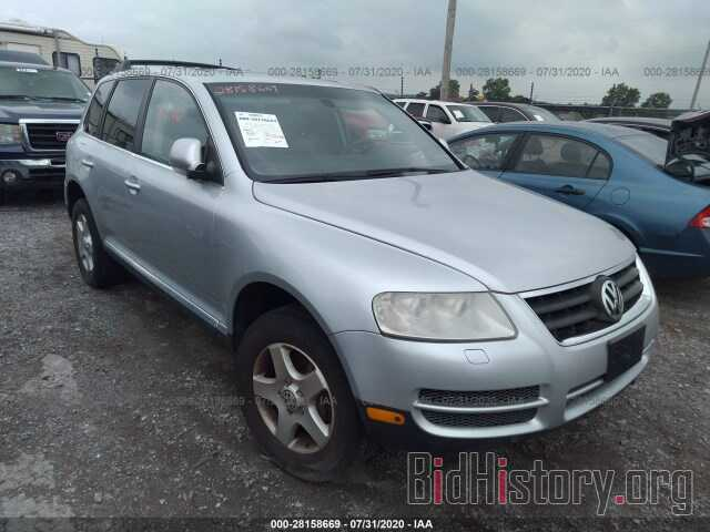 Photo WVGZG77L26D037852 - VOLKSWAGEN TOUAREG 2006