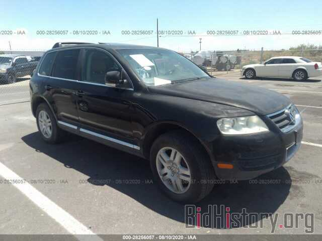 Photo WVGZM77L76D005147 - VOLKSWAGEN TOUAREG 2006