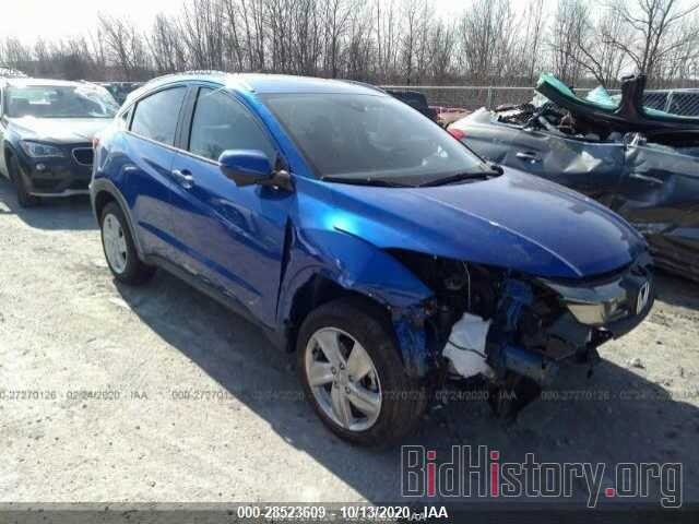 Photo 3CZRU6H53KM702662 - HONDA HR-V 2019