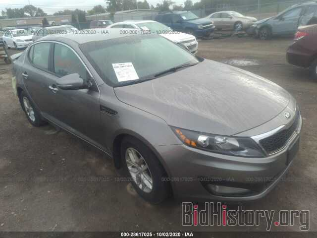 Photo 5XXGM4A75DG253549 - KIA OPTIMA 2013