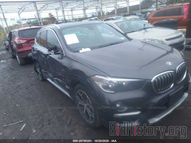 Фотография WBXHT3C31GP888960 - BMW X1 2016