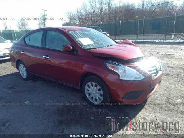 Photo 3N1CN7AP7JL803883 - NISSAN VERSA SEDAN 2018