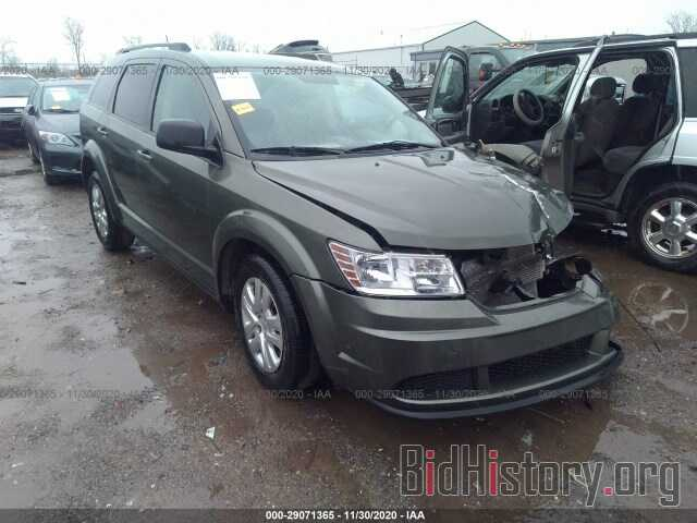 Фотография 3C4PDCAB6HT630169 - DODGE JOURNEY 2017