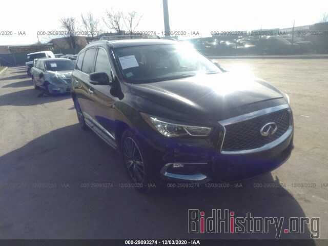 Фотография 5N1DL0MM9HC513243 - INFINITI QX60 2017