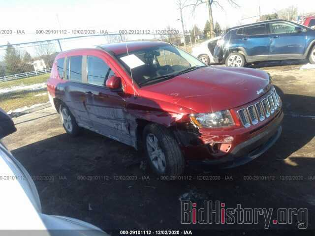 Фотография 1C4NJDEB4HD168426 - JEEP COMPASS 2017