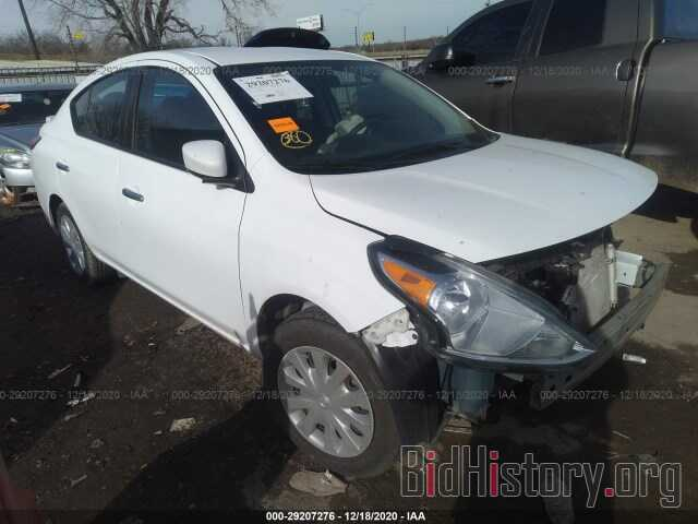 Photo 3N1CN7AP1JL873380 - NISSAN VERSA SEDAN 2018