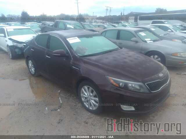 Photo 5XXGN4A71FG425074 - KIA OPTIMA 2015