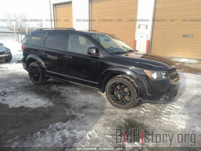 Фотография 3C4PDDEG0HT616179 - DODGE JOURNEY 2017