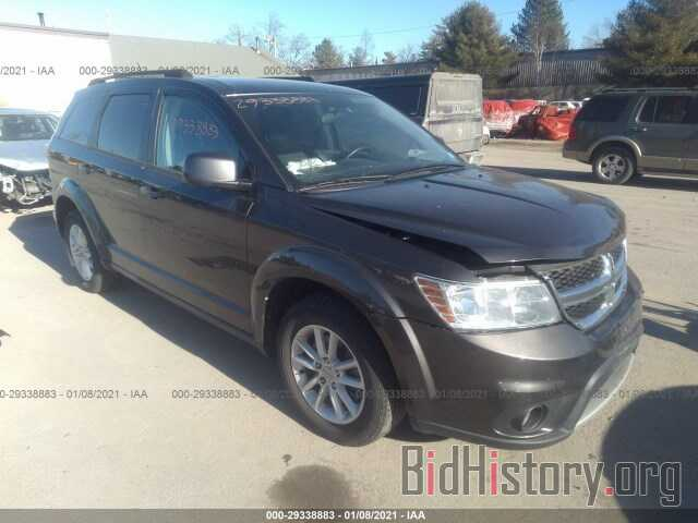 Фотография 3C4PDCBG6HT588872 - DODGE JOURNEY 2017