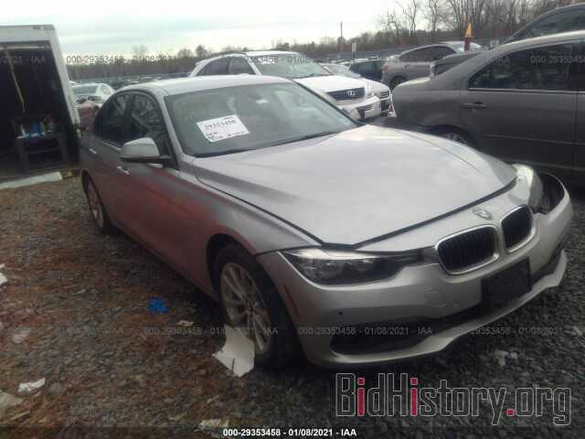 Фотография WBA8E1G54GNT36644 - BMW 3 SERIES 2016
