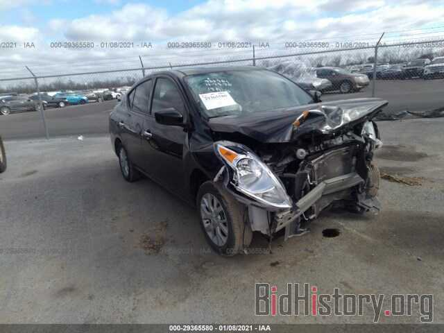 Photo 3N1CN7AP2JL836984 - NISSAN VERSA SEDAN 2018