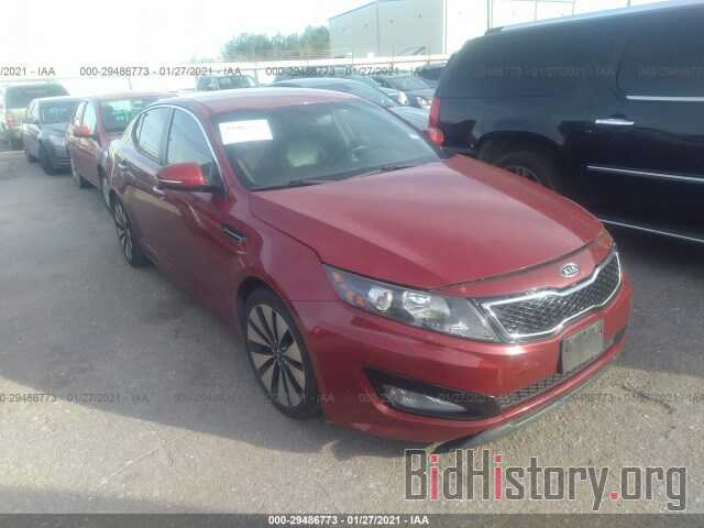 Photo 5XXGR4A61CG045885 - KIA OPTIMA 2012