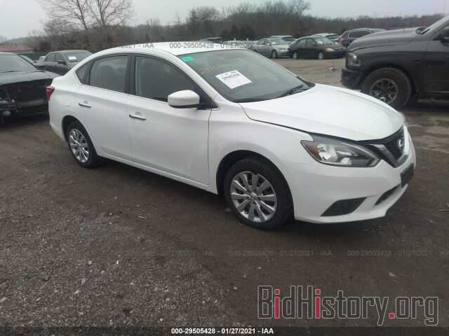Photo 3N1AB7AP4GY232994 - NISSAN SENTRA 2016