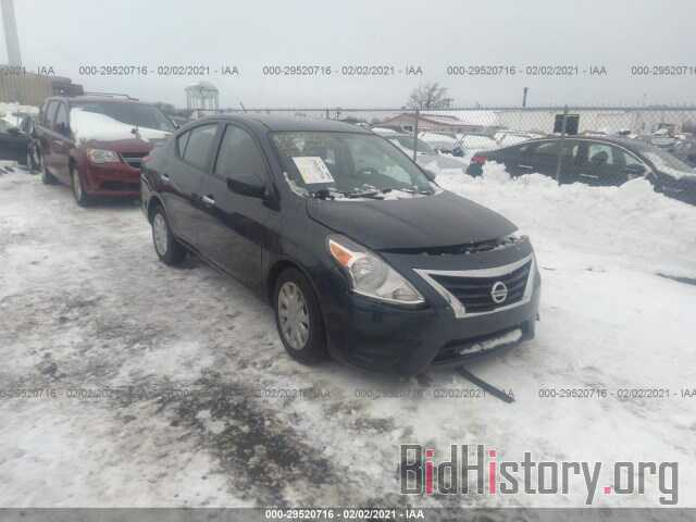 Photo 3N1CN7AP4HL858494 - NISSAN VERSA SEDAN 2017