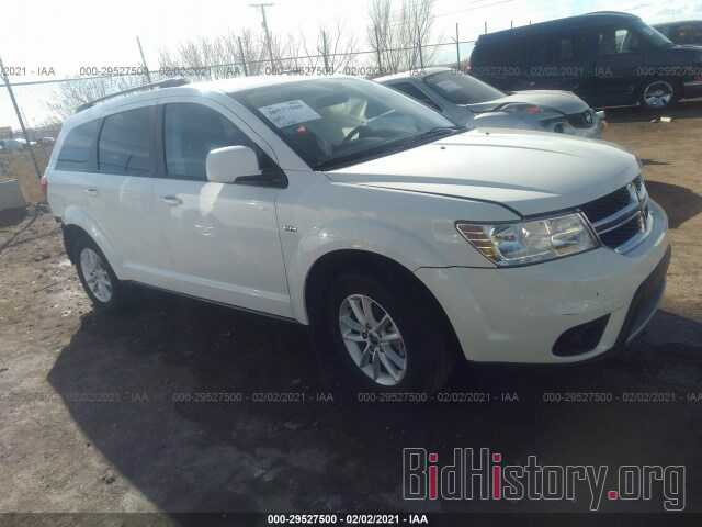 Фотография 3C4PDDBG4HT575382 - DODGE JOURNEY 2017