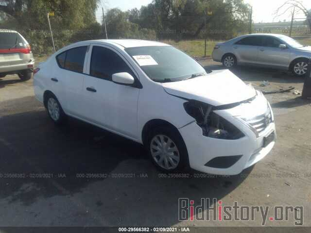 Photo 3N1CN7AP7HL868498 - NISSAN VERSA SEDAN 2017