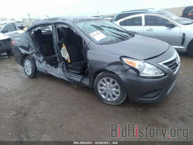 Photo 3N1CN7AP3HL875268 - NISSAN VERSA SEDAN 2017