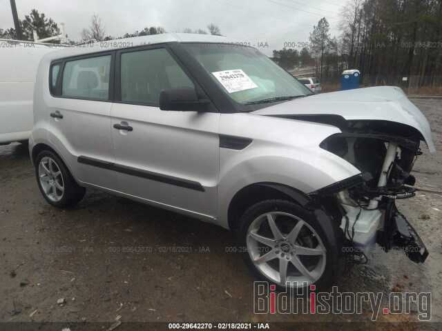 Photo KNDJT2A1XB7722407 - KIA SOUL 2011