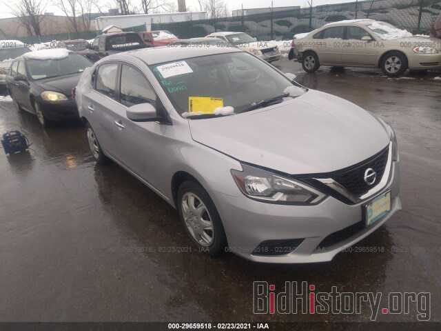 Photo 3N1AB7AP6GY287527 - NISSAN SENTRA 2016
