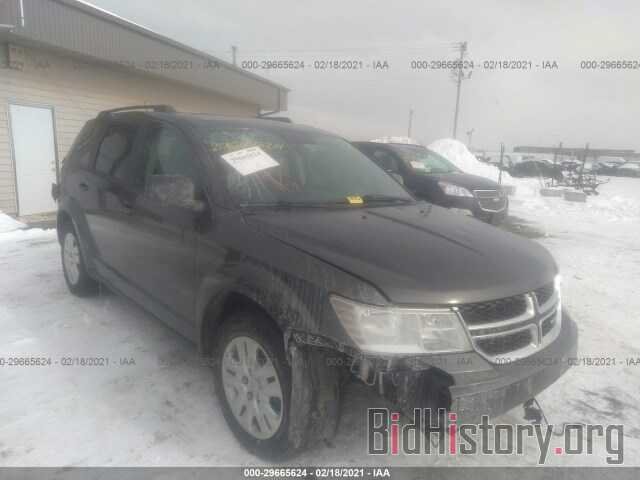 Фотография 3C4PDCAB3HT637175 - DODGE JOURNEY 2017