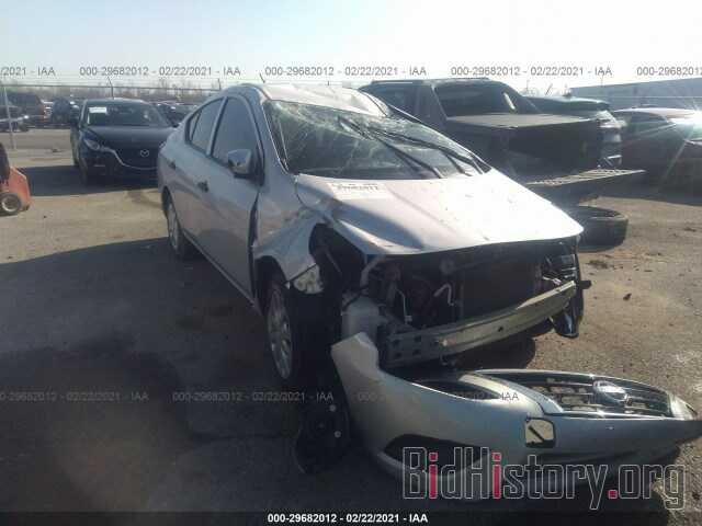Photo 3N1CN7AP7JL860309 - NISSAN VERSA SEDAN 2018