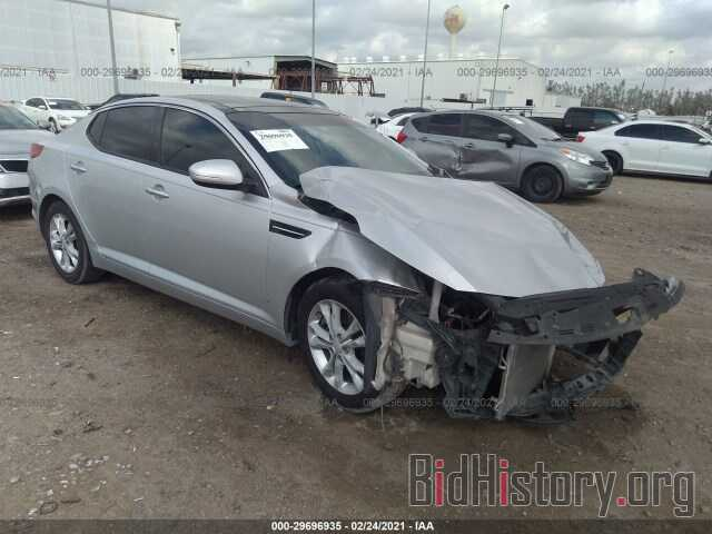 Photo 5XXGN4A69CG014220 - KIA OPTIMA 2012