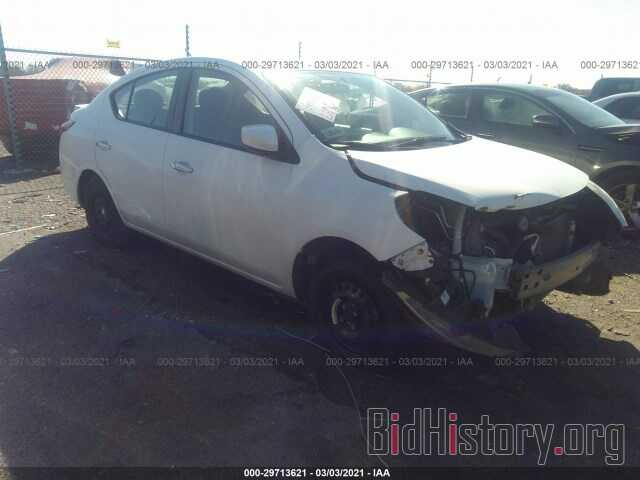 Photo 3N1CN7AP7HL873894 - NISSAN VERSA SEDAN 2017
