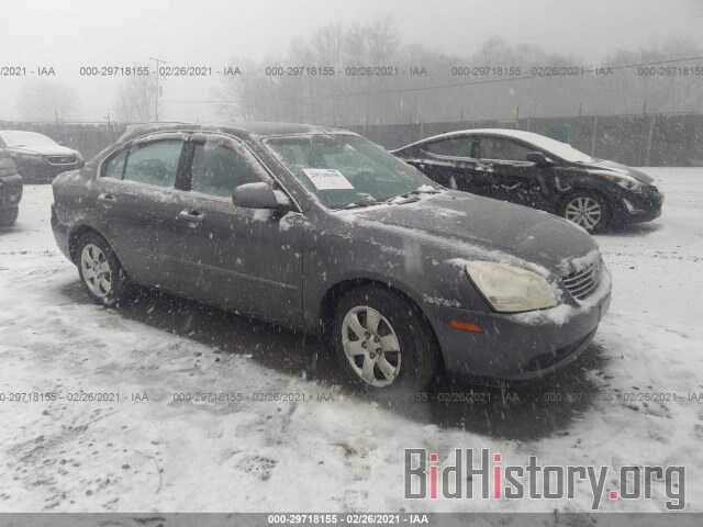 Photo KNAGE123X85241301 - KIA OPTIMA 2008