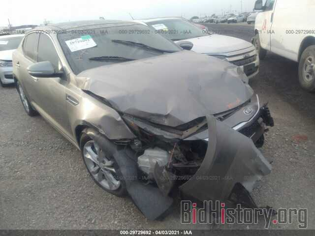 Photo 5XXGN4A71CG012390 - KIA OPTIMA 2012