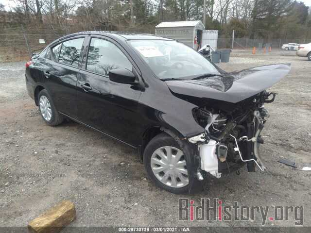 Photo 3N1CN7AP8HL881227 - NISSAN VERSA SEDAN 2017