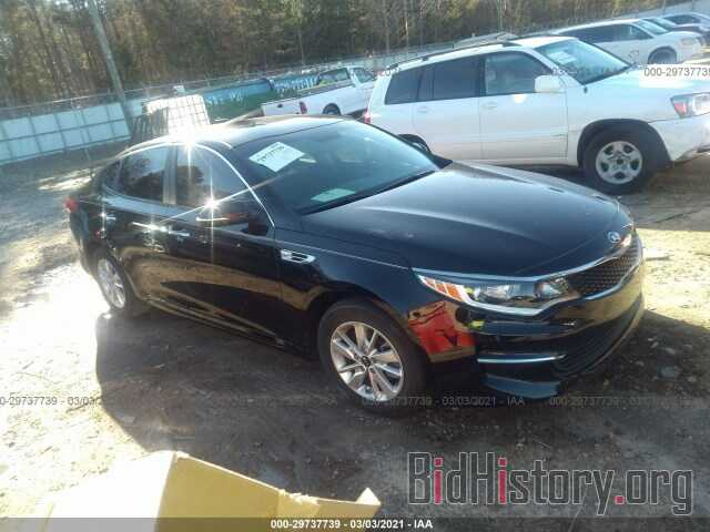 Photo 5XXGT4L35JG227302 - KIA OPTIMA 2018