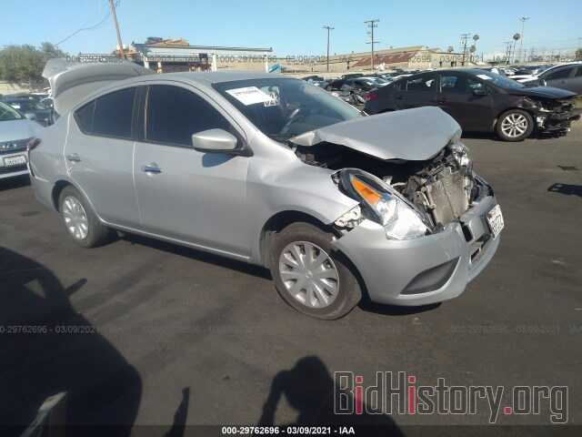 Photo 3N1CN7AP5HK434344 - NISSAN VERSA SEDAN 2017