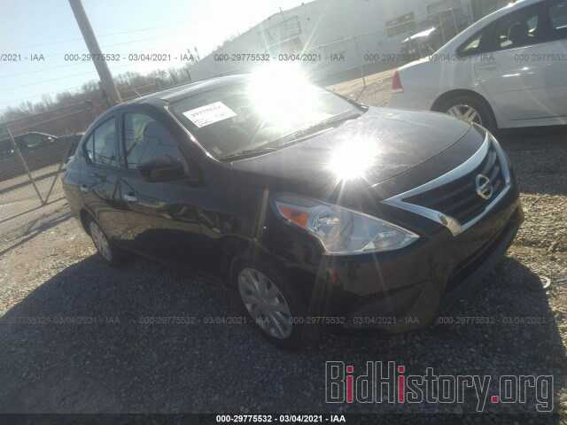 Photo 3N1CN7AP3JL824276 - NISSAN VERSA SEDAN 2018