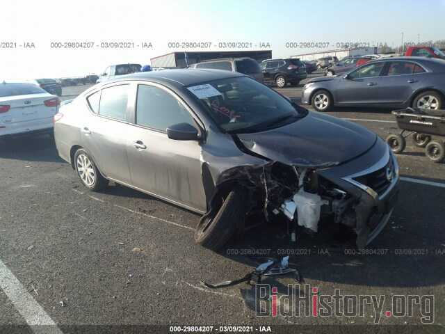 Photo 3N1CN7AP8HL850754 - NISSAN VERSA SEDAN 2017