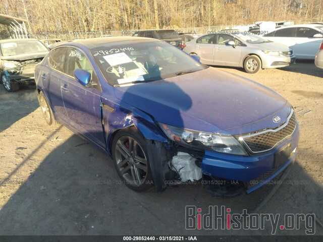 Photo 5XXGR4A60DG133957 - KIA OPTIMA 2013