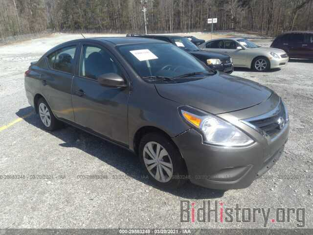 Photo 3N1CN7AP5JL860034 - NISSAN VERSA SEDAN 2018