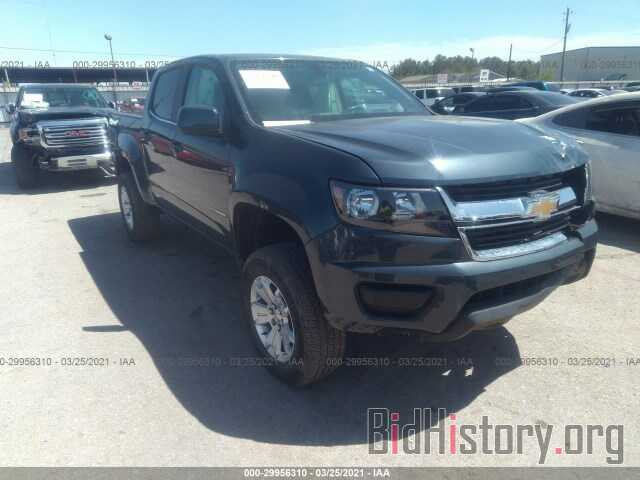 Фотография 1GCGTCEN3K1105950 - CHEVROLET COLORADO 2019