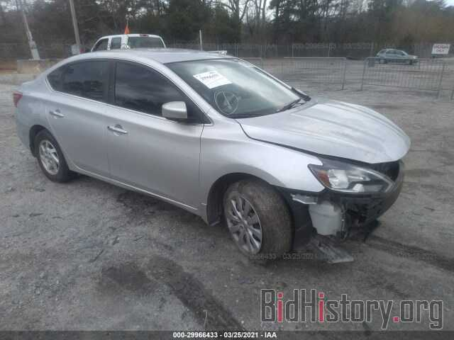 Photo 3N1AB7AP6GY260909 - NISSAN SENTRA 2016