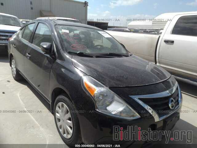 Photo 3N1CN7AP5JL801582 - NISSAN VERSA SEDAN 2018